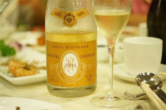 Expensive Champagne Cristal The Champagne Cristal Brut