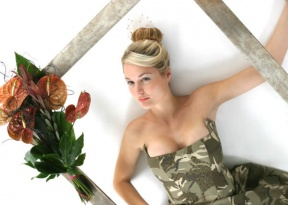 10 Camo Wedding Dresses You'll Absolutely Love