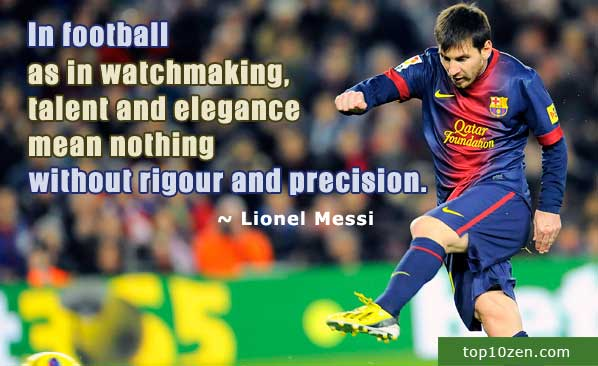 Good 10 Inspirational Soccer Quotes That Will Kick You In The Balls