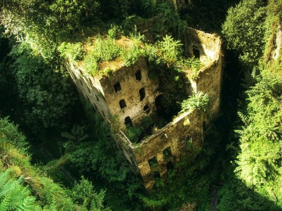 The Abandoned Mills of Sorrento