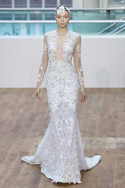 10 Most Expensive Wedding Dresses In The World Page 4