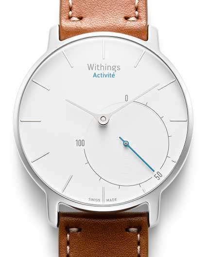 Withings Activité Smartwatch White
