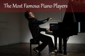 The 10 Most Famous Piano Players Alive Today In 2016