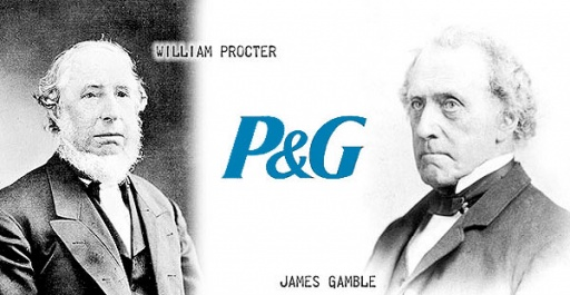 William Procter and James Gamble