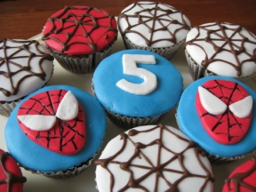 10 Superhero Cupcakes Your Kids Will Love