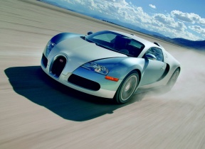 The top ten fastest cars in the world