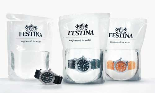 Festina Diving Watches