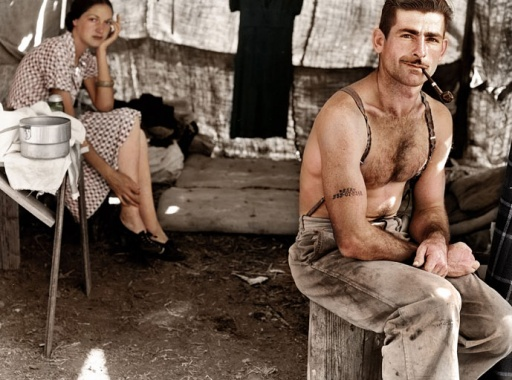 Colorized by Mads Madsen