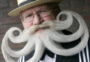 Top 10 Craziest Mustaches And Beards