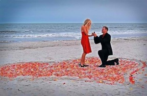 10 Outrageously Creative Wedding Proposals