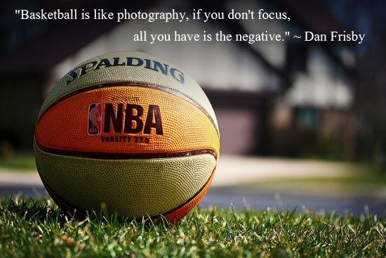 20 Inspirational Basketball Quotes To Bring The Bounce ...