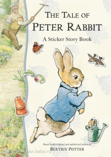 The Tale of Peter Rabbit – Beatrix Potter