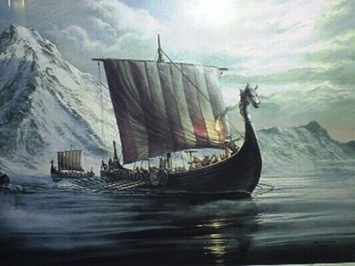Columbus did not discover the new world, the Vikings did