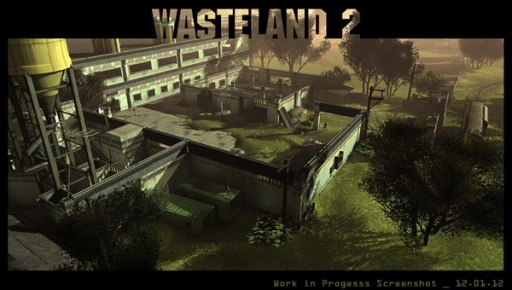 Wasteland 2: Work In Progress Screenshot