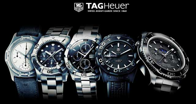 Tag Heuer Smartwatch options