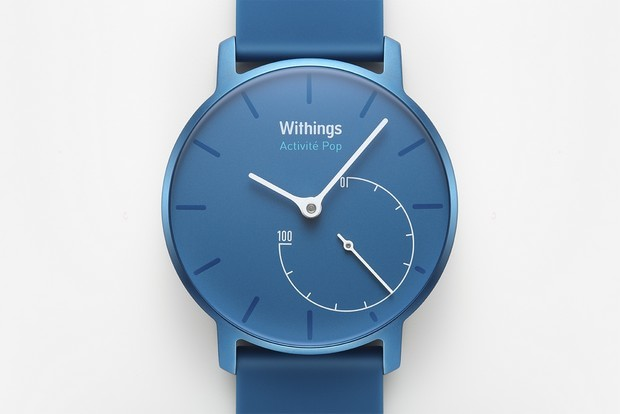 Withings Activité Smartwatch Blue